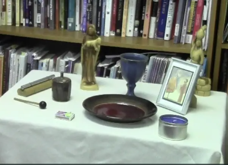 Creating & Blessing a Home Altar
